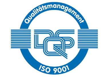 Zertifikat nach ISO 9001:2015